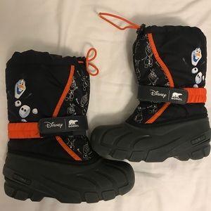 Boys Sorel Olaf Boots